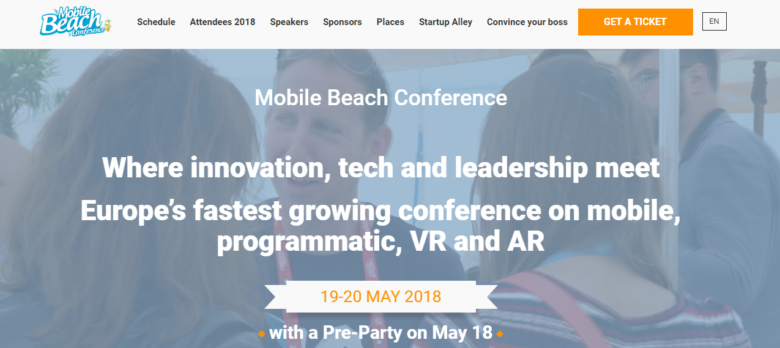 Mobile Beach Conference event 2019